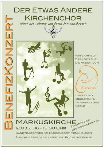 Flyer Benefizkonzert 2016